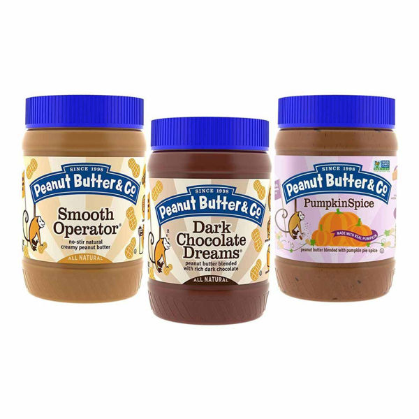 Picture of 3 packages Peanut butter