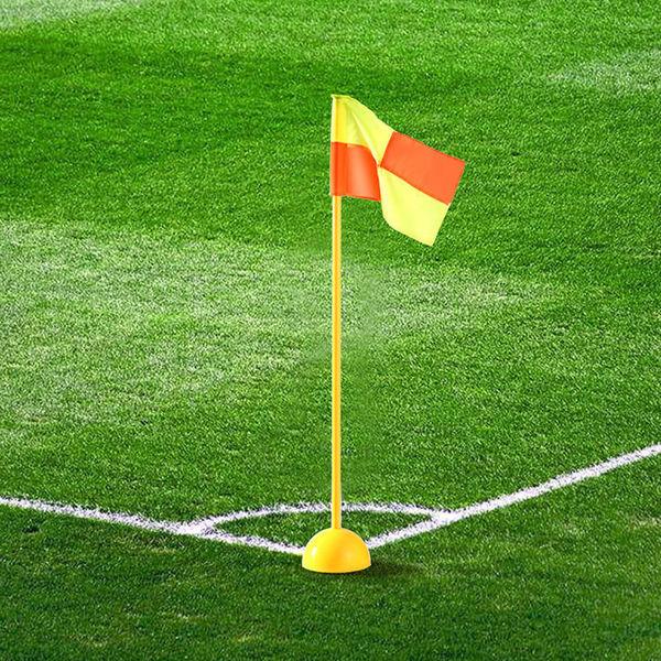 صورة الراية الركنية لكرة القدم