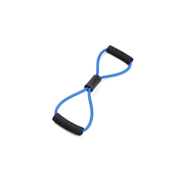 Picture of Double resistance rope -blue