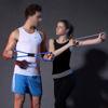 صورة حبل مقاومة مزدوج - ازرق