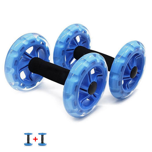 Picture of CORE WHEELS -PER- blue -STOCK