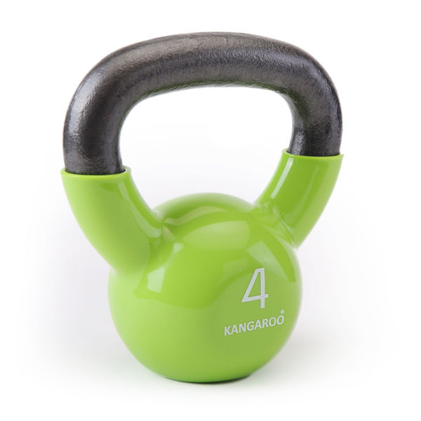 Picture of Kettlebell 4kg - KANGAROO