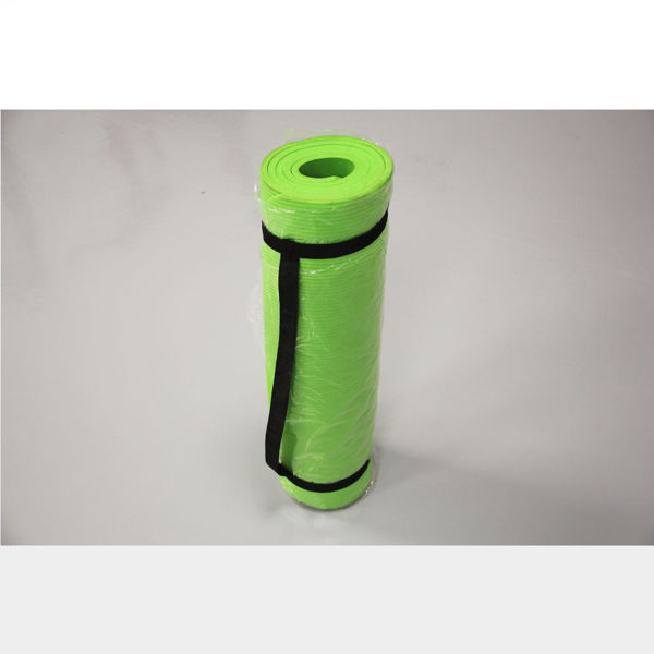 Picture of yoga mat 10mm -green (Stock) (unspecified brand)