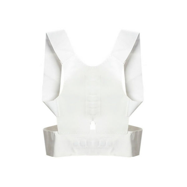 Picture of Back straightening belt - white